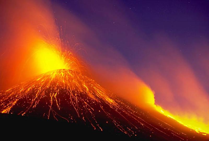 【转载】火山爆发|编织博客