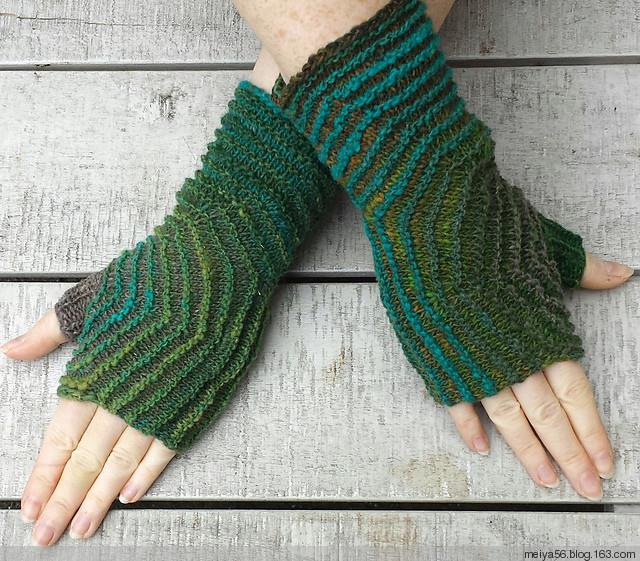 燕子编织钩织宝宝围巾