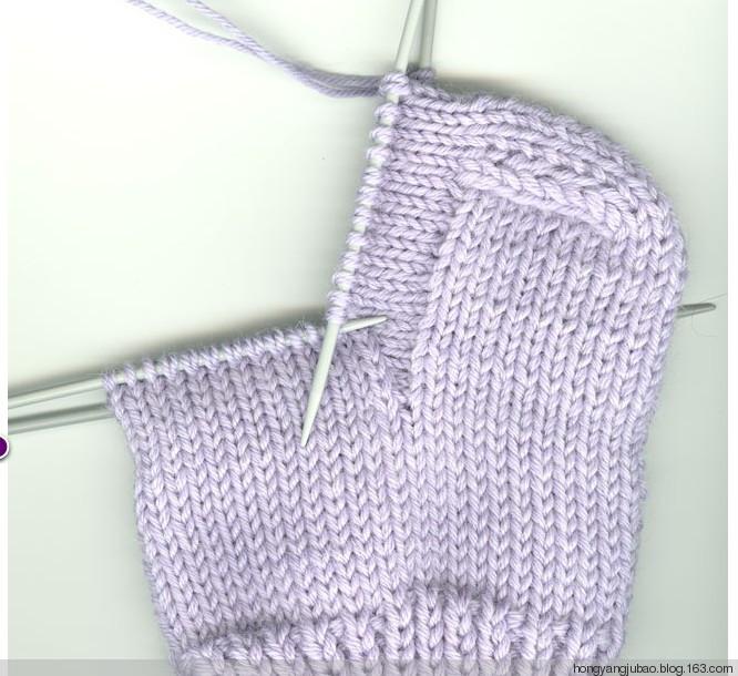 袜子的编织方法 - 红阳聚宝 - 红阳聚宝 欢迎来访