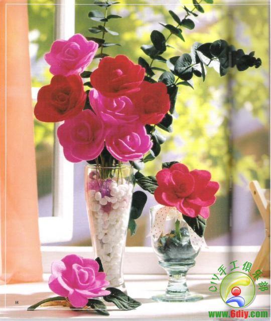 WWW_TUHAO13_COM_博客 yutuhao519的博客 (日)浪漫布花 (此博文包含图片) 镂空刺绣